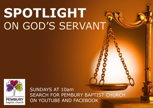 Spotlight on Gods Servant
